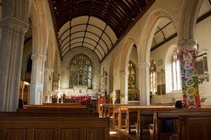 St Michael's Interior
