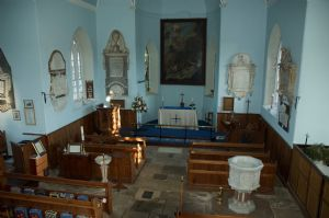 St Peter & St Paul's - Interior