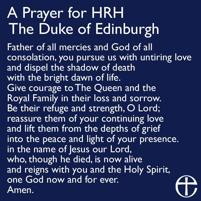 Bp's Prayer