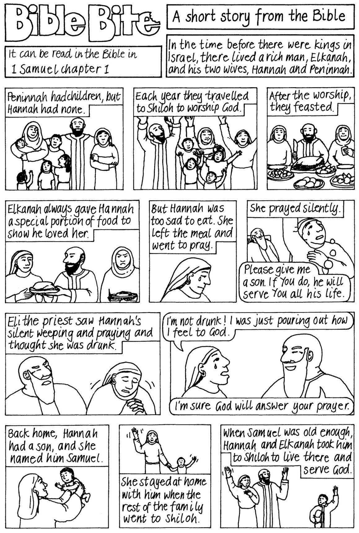 Bible Bites Jan 20