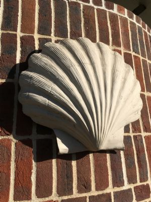 Pilgrim Scallop Shell at Walsingham