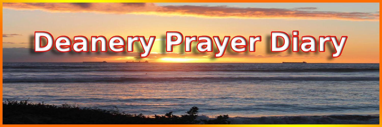 deanery prayer diary
