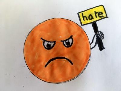 hate God