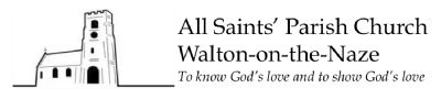Al Saints' Logo