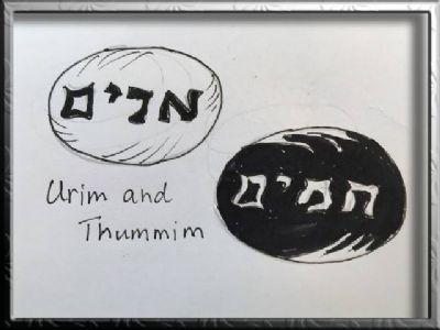 urim and thummin