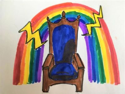 rainbowchair