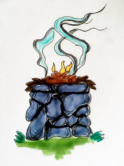 Jonah fire
