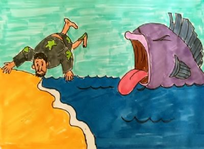 Jonah spat