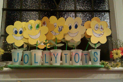 Jolly Tots Sunflowers