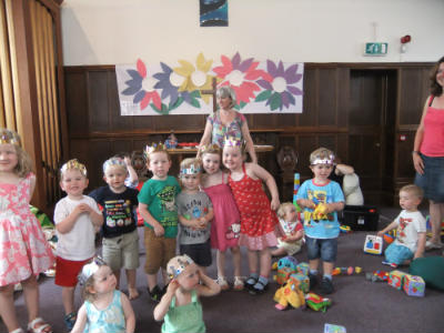 Jolly Tots Group 1