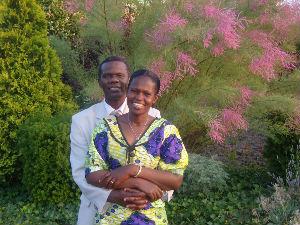 Pastors Enoch & Jeannine Rubaduka
