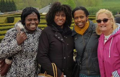 Ladies at Leeds