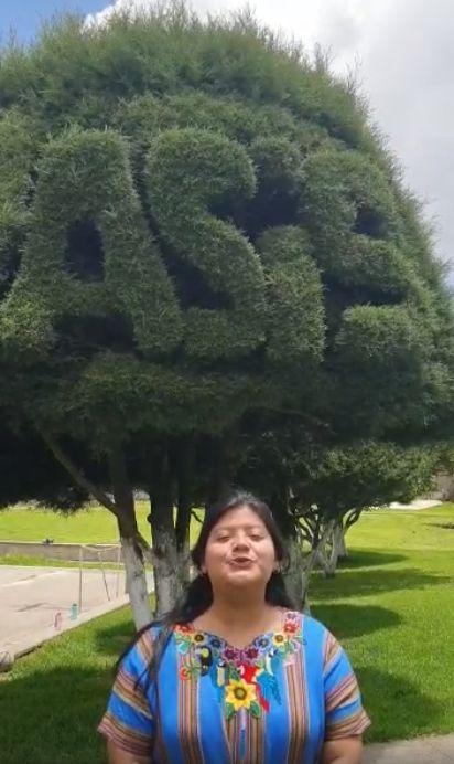 Tia Wendy in Guatemala