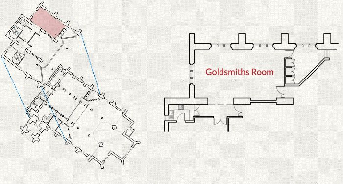 Goldsmith Floor Plan