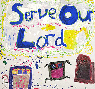 Serve our Lord