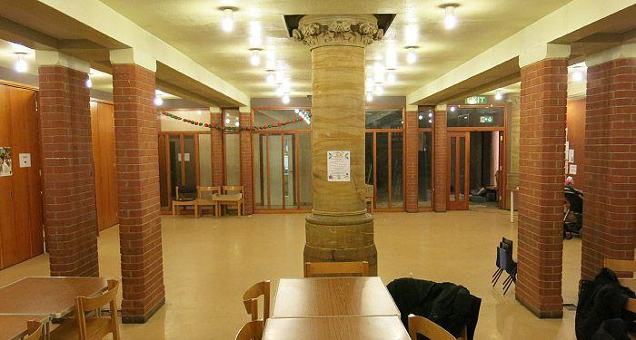 Hall view 2