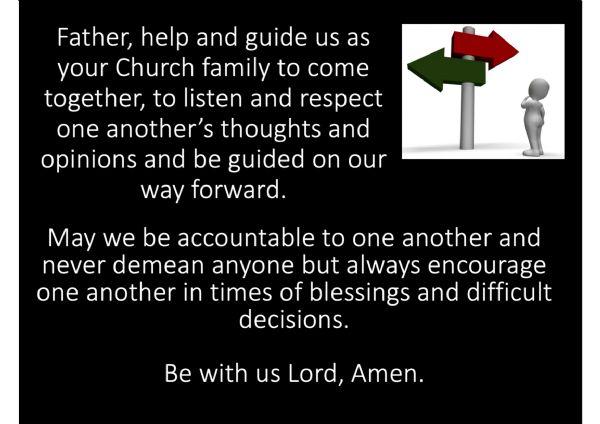 September Prayer