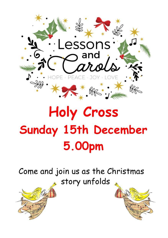 Lessons and Carols