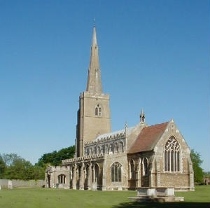 St.Wendredas Church