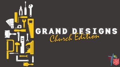 Grand Designs - church edition graphic
