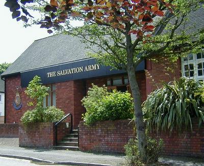 Maidenhead SA Hall