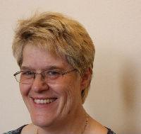 Mrs Bev Pope, our churchwarden