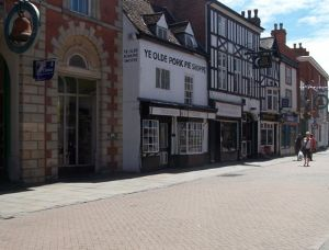 Melton Mowbray Street