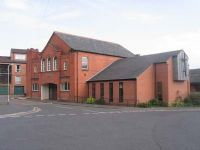 Sage Cross Methodist Church  Community Centre