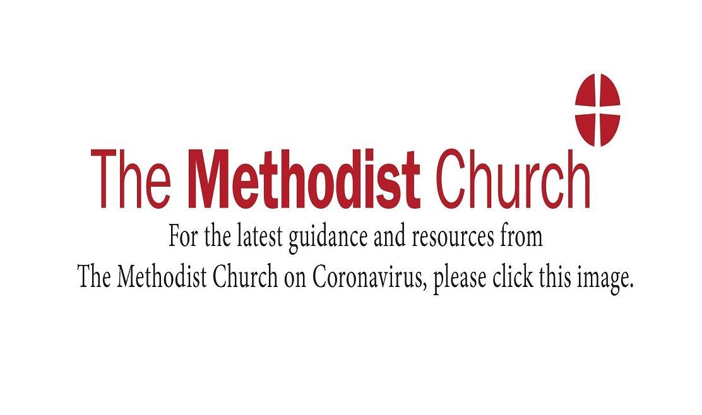 Methodist Church Coronavirus image