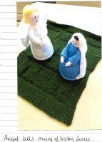Mary & Angel