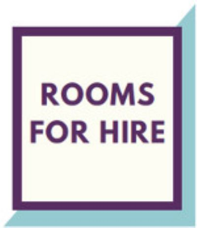 Rooms for hire