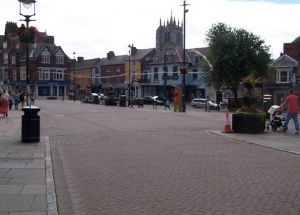Melton Mowbray Town Centre