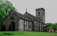 Old Dalby Parish Church