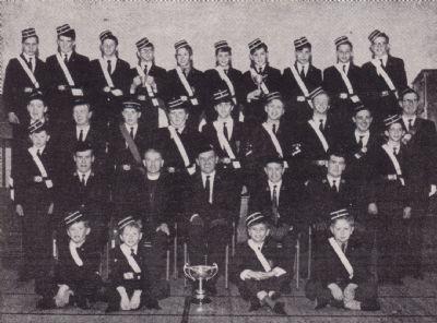 Boys' Brigade (circa 1967)