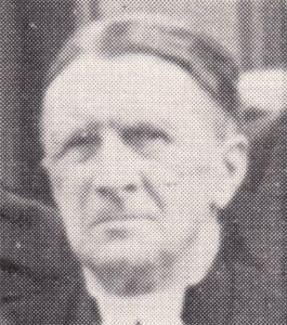 Rev William McClure