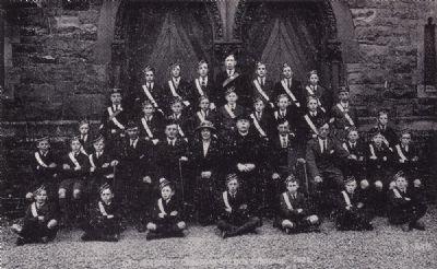 Lissara Presbyterian Church, circa 1922