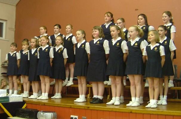 GB Junior Choir