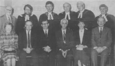 Ordination and Installation of Elders, 1992