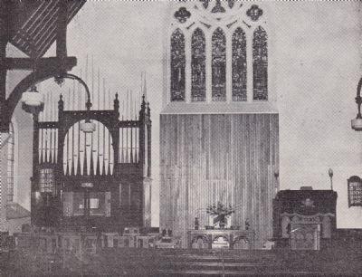 Lissara Presbyterian Church,, circa 1967