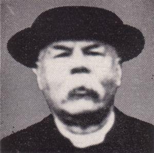 Rev John Johnston