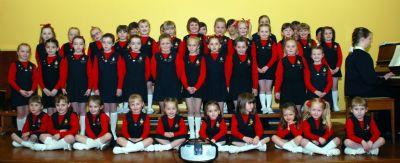 2010, GB Display, Junior choir