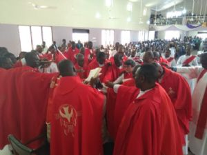 Ghana Ordination of six priests