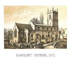 Blockley Church 1873