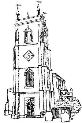Blockley  Church