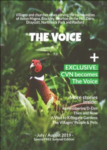 The Voice July 2019