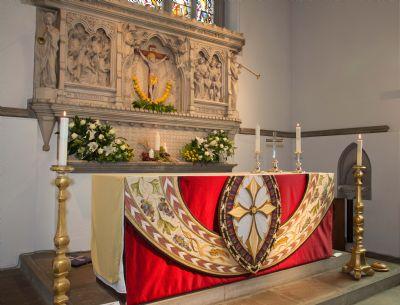 Altar display