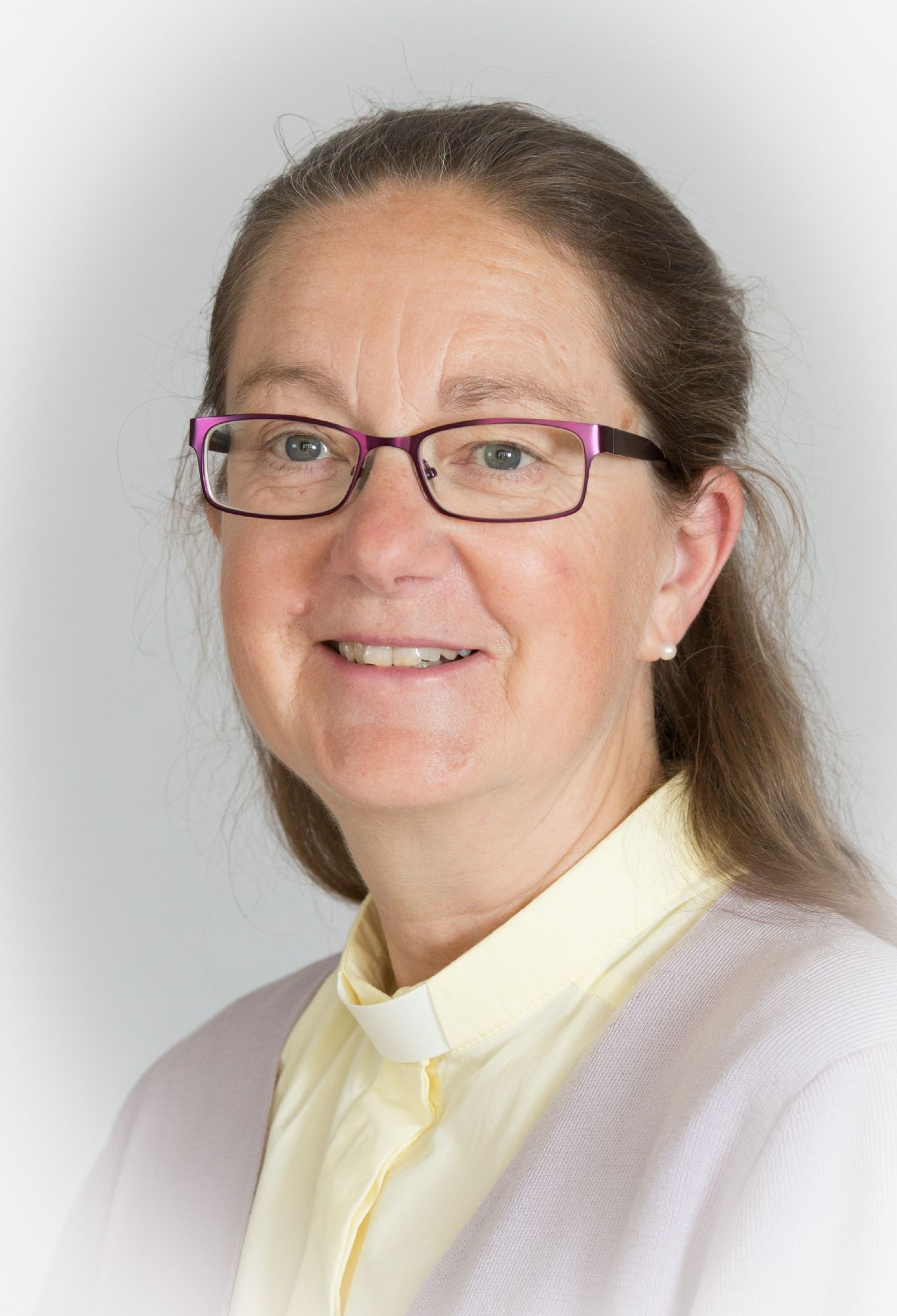 The Revd Sharon Roberts