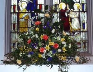 Peter Merriman Funeral Flowers 2