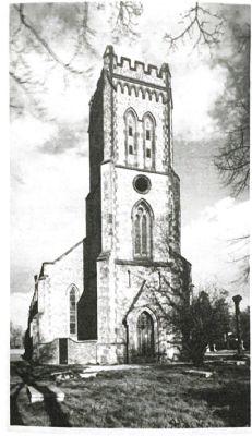St Paul's Tower