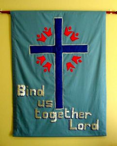 Bind Us Together, Lord